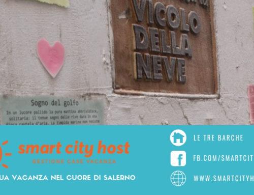 Vicolo della Neve: un angolo di Salerno che ha tanto da raccontare…