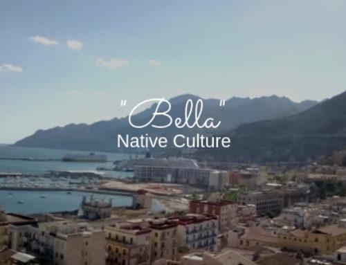 """""""Bella"""": la canzone di Dave Hogg dedicata a Salerno"""