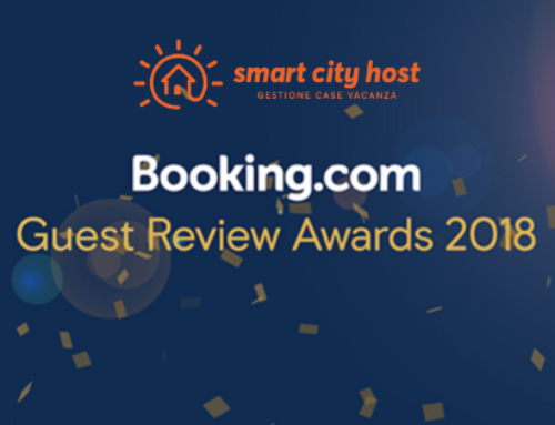 Booking Award: i migliori appartamenti a Salerno sono gestiti da Smart City Host