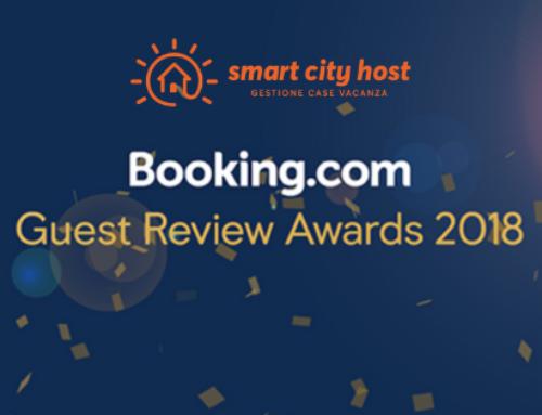 Booking Award: i migliori appartamenti a Salerno sono gestiti da Smart City Host